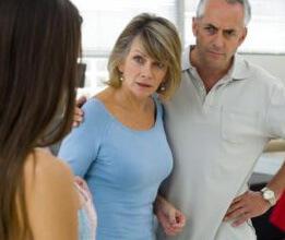 Разговор с пожилыми родителями