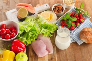 Витаминные продукты питания